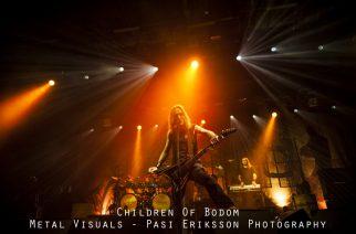 Children Of Bodomin hyväntuulinen metallisirkus viihdytti Black Boxissa