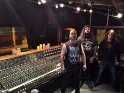 Inquisition siirtyi studioon nauhoittamaan uutta albumia