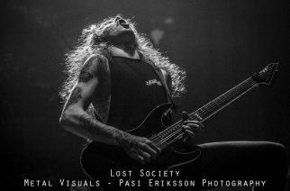 Dark River Festivalin loput esiintyjät julki: Lost Society sekä Doom Unit lisätty ohjelmistoon