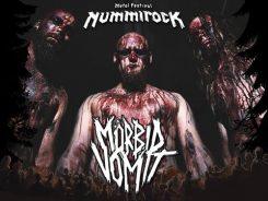 Mörbid Vomit Nummirock 2015