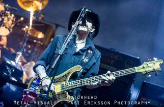 Musiikki elää ikuisesti – Lemmy Kilmister
