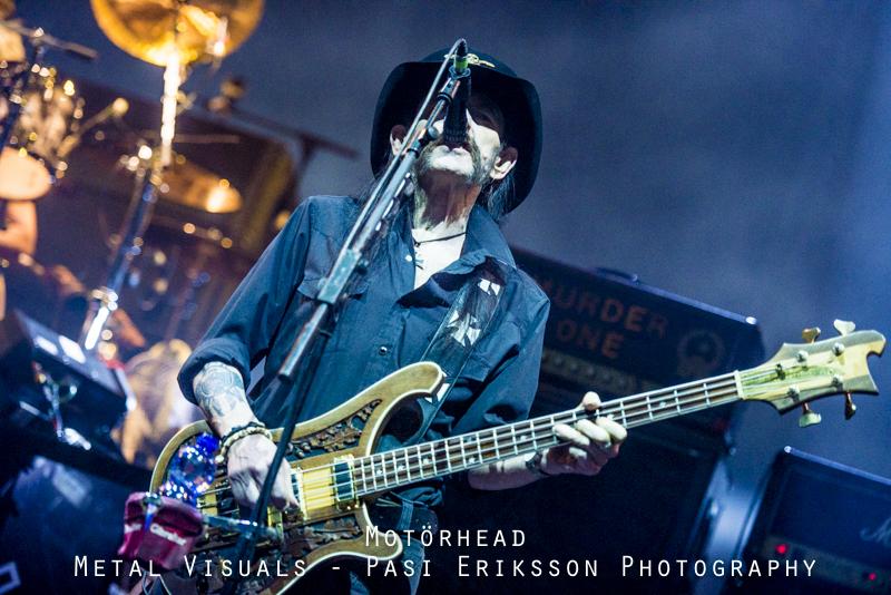 Motörheadin edesmenneestä Lemmy Kilmisterista tekeillä elämäkertaelokuva
