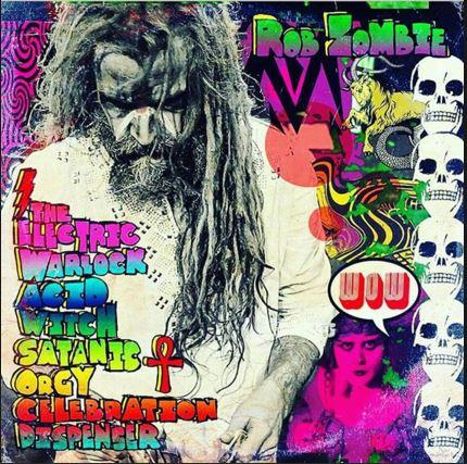 Rob Zombien uudelta albumilta julkaistiin ensimmäinen single
