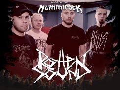 Rotten Sound Nummirock 2016
