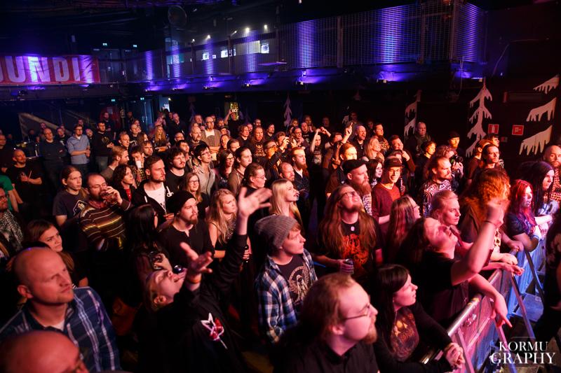 Svart Festival yleisö