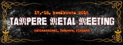 Tampere Metal Meeting 2015