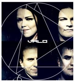 Kaaoszinen ensinäytössä Helena Haaparannan luotsaaman VALO:n uusi musiikkivideo