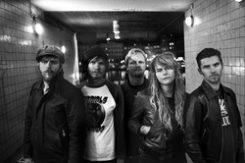 Post-punk -yhtye Vånna Inget saapuu Suomeen kiertueelle tammikuussa