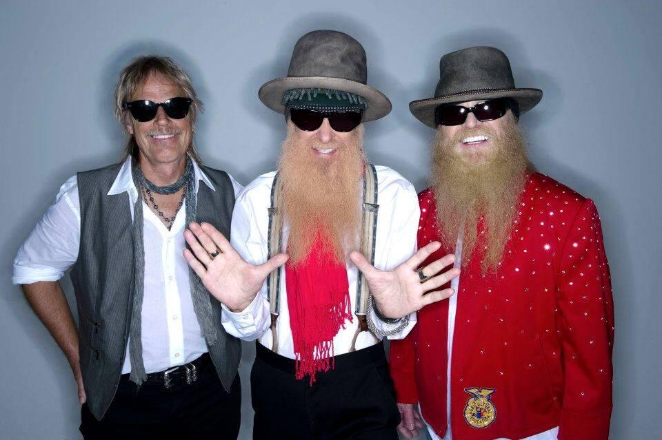 Blues rockin legenda ZZ Top juhlakiertueellaan Hartwall Areenalle kesäkuussa