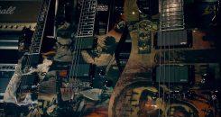 Broken Hopen kitaristi kertoo Slayerin edesmenneen kitaristin Jeff Hannemanin kitaroista