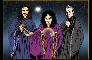 Dio, King Diamond ja muut metallijumalat pääsivät joulukortteihin
