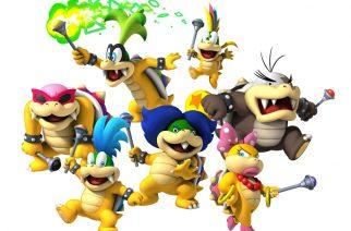 Super Mario -pelin hahmo nimettiin Lemmy Kilmisterin mukaan
