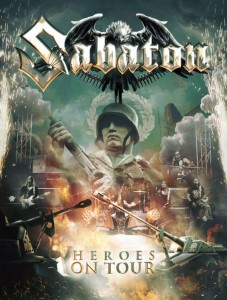 Sabaton - Heroes On Tour (2016)