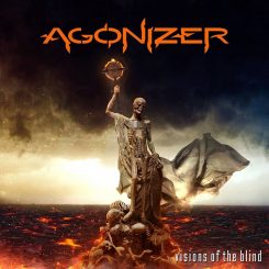 Heavy metalia tahkoavalta Agonizerilta uusi albumi maaliskuussa