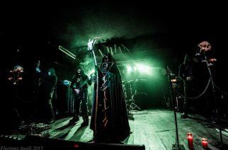 Italialainen äärimetalliyhtye Darkend saanut valmiiksi tulevan albuminsa nauhoitukset