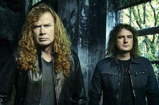 """Megadethin Dave Ellefson Slayerin lopettamisesta: """"En halua uskoa, että he lopettavat täysin uraansa"""""""