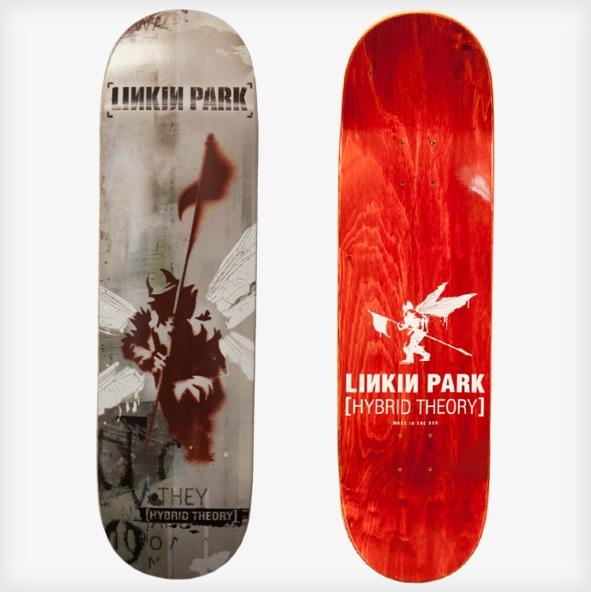 Linkin Park skeitti 2