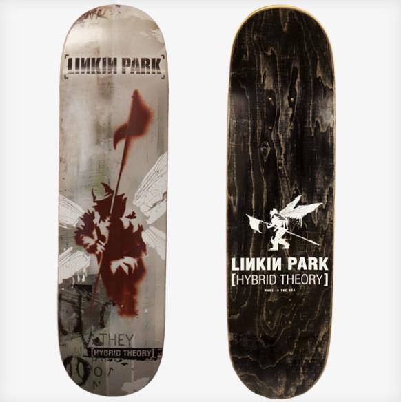 Linkin Park skeitti 3