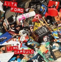 Lita Ford Time Capsule 2016