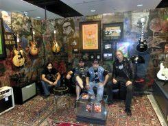 Eeppisen heavy metalin legenda Manilla Road Nosturiin heinäkuussa