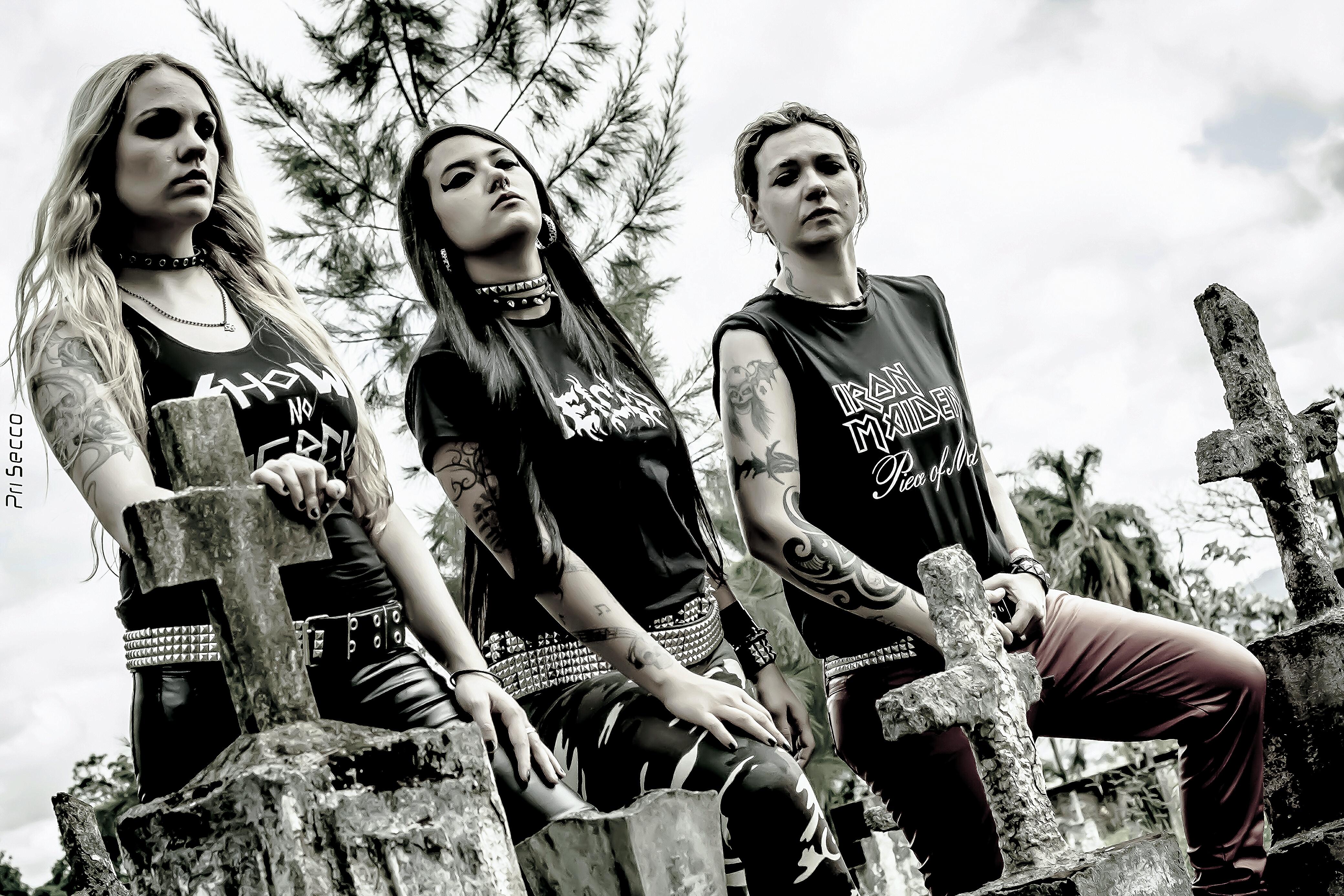 """Nervosan uusi """"Downfall of Mankind"""" -albumi kesäkuussa: kappalelista ja kansitaide julki"""