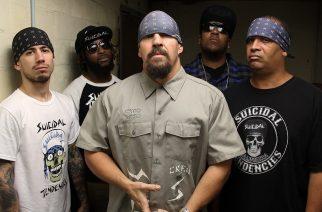 Poliisit keskeyttivät Suicidal Tendenciesin ilmaiskonsertin Los Angelesissa