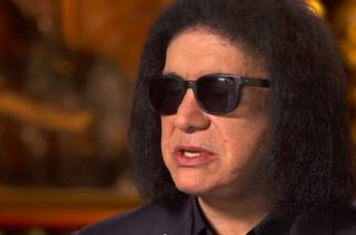 """Gene Simmons: """"Lemmy oli kuin vaahtokarkki"""""""