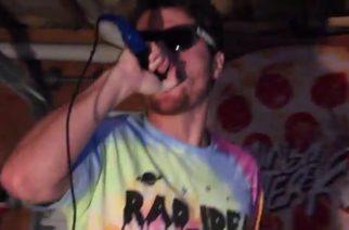 Jarrod Alonge vinoilee Warped Tourin skeittipunkkareille uudella videollaan
