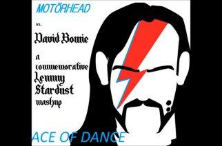 Miltä olisi kuulostanut Motörheadin ja Bowien yhteistyö? Kuuntele uusi mash-up