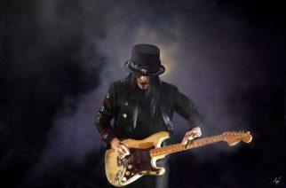 Mötley Crue -kitaristi Mick Mars on julkaisemassa ensimmäisen sooloalbuminsa
