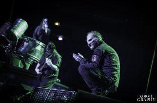Slipknotin tajunnanräjäyttävä kauhukarnevaali helli jokaista aistia Hartwall Arenalla