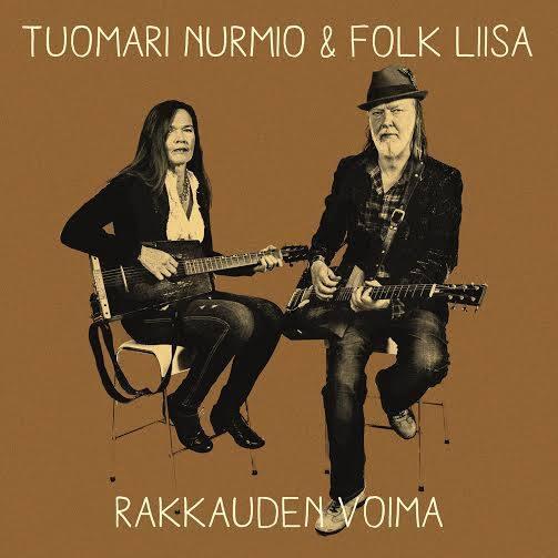 Tuomari Nurmion & Folk-Liisan uuden albumin kappaleesta julkaistiin musiikkivideo
