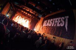 Blastfest 2016 keskittyi norjalaiseen metalliin