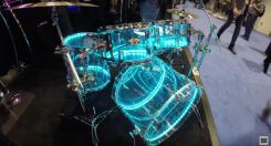 Drumlite kehitti LED-valoilla toimivan rumpusetin