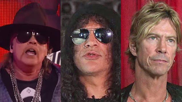 Guns N' Rosesin paluukeikasta jukaistiin videokooste