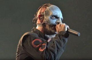 """Corey Taylor: """"Tulevan Slipknot-albumin sanoitukset ovat minulle hyvin henkilökohtaisia."""""""