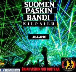 Suomen Paskin Bändi 2016