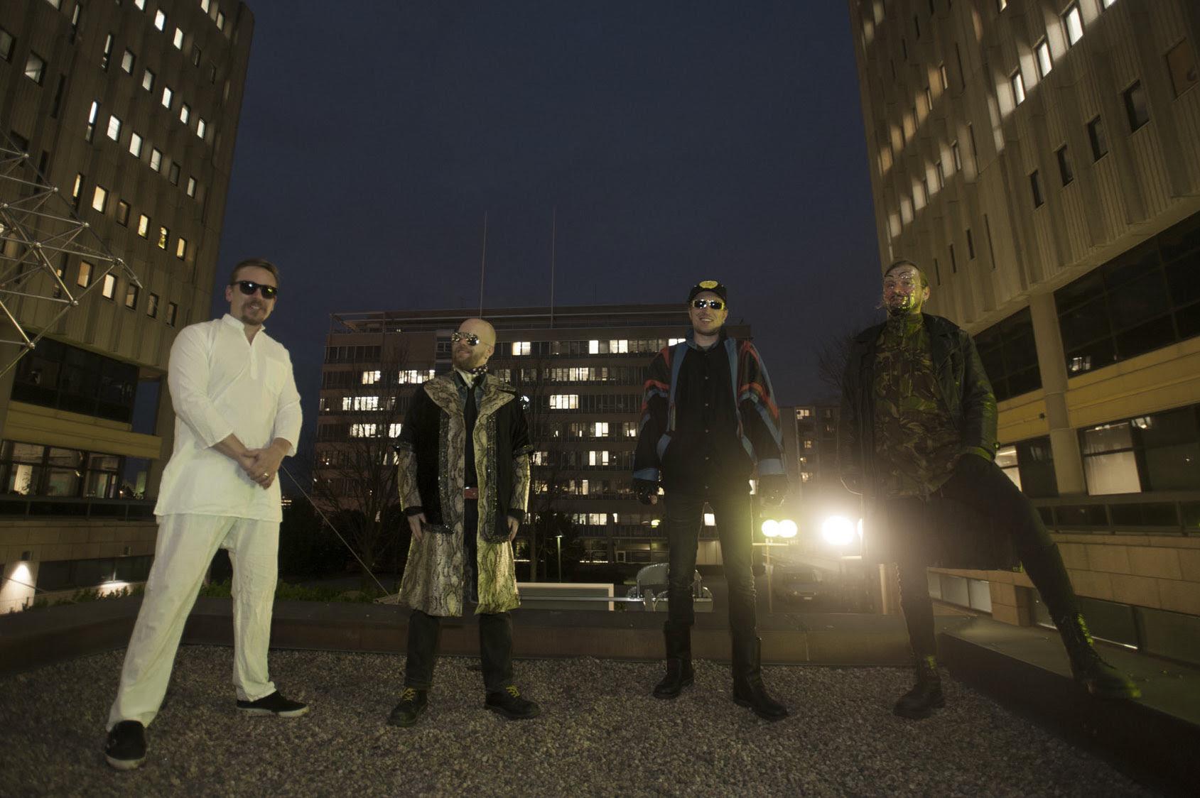 Tähtiportilta ensimmäinen musiikkivideo tulevalta albumilta