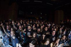 Norjalaisbändien juhlaa Blastfestissä Bergenissä 17.–20.2.2016, osa 2/2
