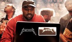 Räppäri Kanye West kopioinut Metallicaa ja Judas Priestiä tuoreella logollaan?