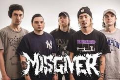 Misgiver kiinnitetty Innerstrength Recordsille
