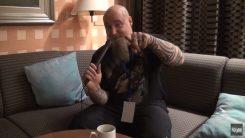 KaaosTV:n videohaastattelussa Metal Bath Winter Metal festivalin järjestänyt Aki Häkkinen