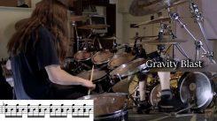 Gravity Blastia, Bomb Blastia.. katso Decrepit Birthin rumpalin Samusin tekemä video erilaisista blast beateista