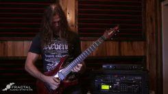 """Chris Broderick (Act Of Defiance, ex-Megadeth): """"Jos et ole lavalla soittamassa omaa musiikkiasi, niin miksi edes olet siellä?"""""""