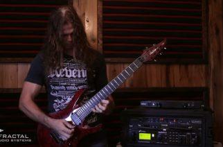 """Chris Broderick: """"Dave Mustainella on Megadethin jäsenille pukukoodi"""""""