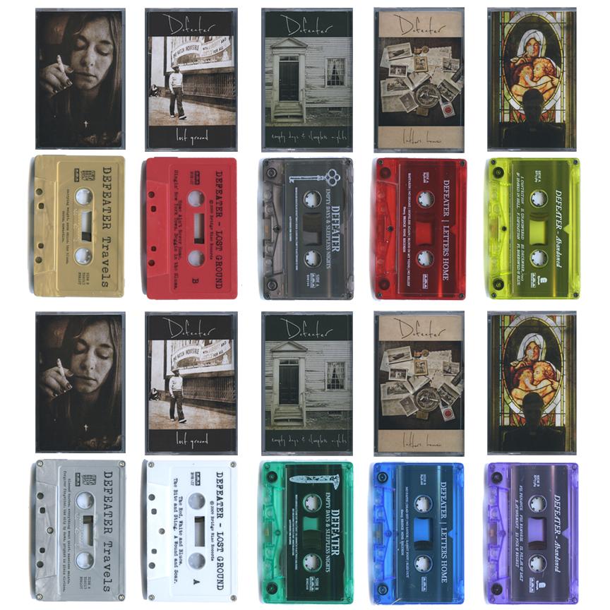 DEFEATER_BoxSet_All-Cassette-Colors
