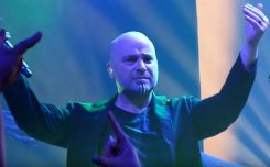 Disturbed David Draiman 2016