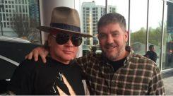 """Axl Rosen tavanneen fanin väite: """"Guns N´ Roses lähtemässä mittavalle kiertueelle"""""""