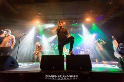 Hollywood Undead villitsi yleisön loppuunmyydyssä The Circuksessa: katso Markus Helanderin kuvagalleria yhtyeen keikalta