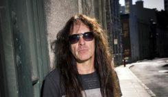 Iron Maidenin basisti Steve Harris täyttää tänään 60 vuotta